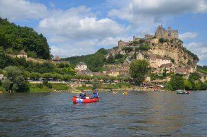 Location de Canoë Kayak sur la Dordogne en Périgord Noir